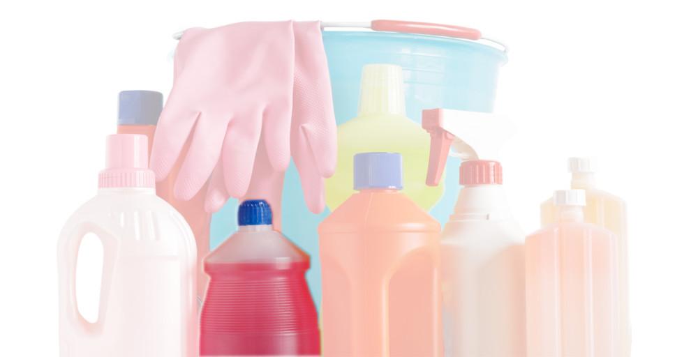 Alcol come detergente