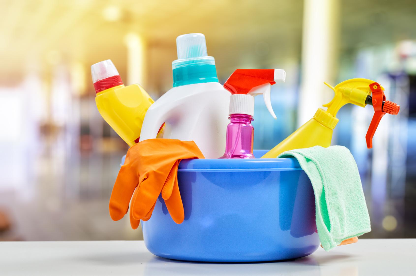 detergenti industriali professionali